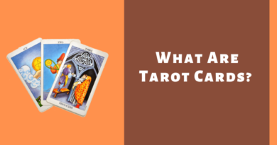 What Are Tarot Cards_