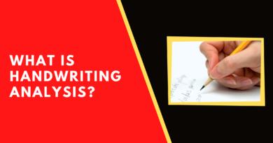 What Is Handwriting Analysis_